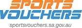 SA Government Sports Vouchers Logo